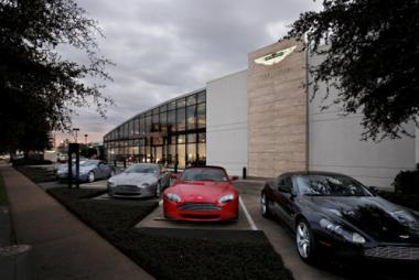 John Eagle S Aston Martin Of Dallas Is Named The Number 1 New And Pre Owned Dealership In North America El Lider Usa