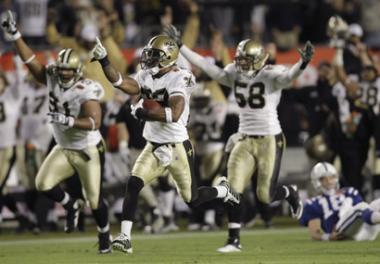 <!--:es-->Saints campeones por primera vez Minuto a minuto del Super Bowl XLIV<!--:-->