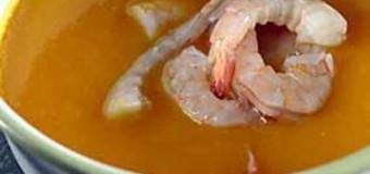 <!--:es-->Mariscos primaverales: Camarones con salsa de mango<!--:-->