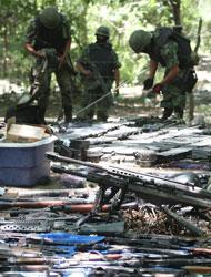 <!--:es-->Ejército halló narcocampamento» Donde Zetas entrenaban a sicarios<!--:-->