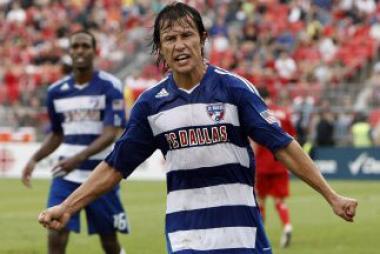 <!--:es-->Dallas FC rescató el empate ante Toronto con el primer gol en MLS de Milton Rodríguez<!--:-->