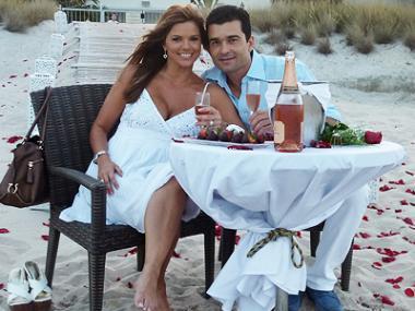 Rashel Díaz se casa en el 2011  . . . La conductora del programa Levántate recibió su anillo de compromiso el mes pasado