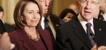 <!--:es-->Presionan Nancy Pelosi y Harry Reid al Congreso para su debate  . . . Piden líderes demócratas aprobar el Dream Act este mismo año para legalizar a casi un millón de estudiantes: Roberto Alonzo<!--:-->