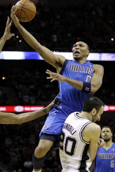 <!--:es-->Se queda Dallas con duelo de vaqueros . . . Los Spurs de San Antonio eran los únicos que sólo llevaban un partido perdido en la temporada de la NBA<!--:-->