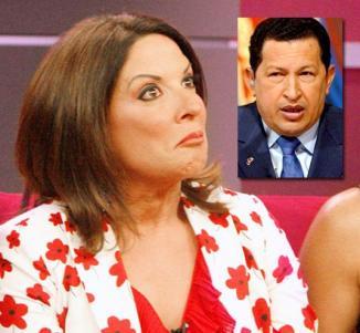 <!--:es-->Ana María Polo Explota contra Hugo Chávez …Tras ser cancelado su show en la televisión venezolana<!--:-->