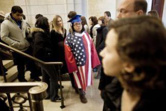 <!--:es-->Estudiantes dicen que pasarán factura en 2012 por el Dream Act<!--:-->