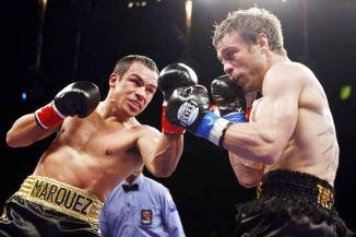 <!--:es-->No hay acuerdo por Márquez vs. Morales …En caso de que no se arregle la pelea con Morales, el «Dinamita» podría defender su cetro Ligero<!--:-->