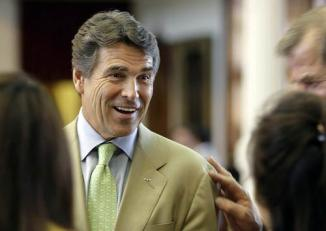 """<!--:es-->Gov. Rick Perry's """"State of the State"""" priorities align with Texas Public Policy Foundation's """"Keeping Texas Competitive"""" agenda …Foundation endorses call for federal balanced budget amendment<!--:-->"""