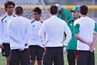 <!--:es-->La Selección Mexicana lista en San Diego para su encuentro contra Paraguay<!--:-->