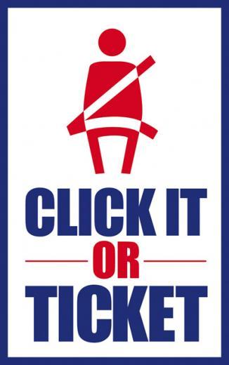 <!--:es-->'Click It Or Ticket' Campaign<!--:-->