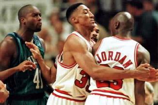 <!--:es-->'Jordan es el mejor' Scottie Pippen ratificó que Michael Jordan es el mejor jugador de la historia de la NBA y no LeBron James<!--:-->