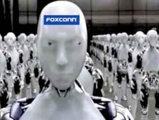 <!--:es-->Foxconn reemplazará trabajadores con un millón de robots<!--:-->