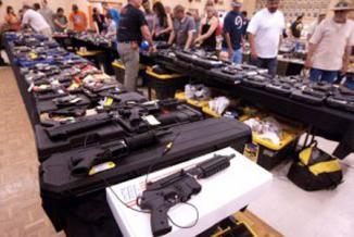 <!--:es-->Más de 15 millones de armas ligeras en México están en manos de civiles …El 70 por ciento en el mundo las tienen los civiles<!--:-->