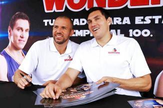 <!--:es-->Llevarían 'probadita' de NBA a Sinaloa …El delantero de los Bobcats de Charlotte fue convocado el jueves para formar parte de la Selección Mexicana en los Juegos Panamericanos<!--:-->