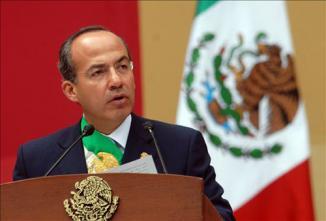 <!--:es-->Urge FCH política de cielos abiertos …Ante 13 gobernadores, Calderón presenta la campaña turística México se Siente<!--:-->