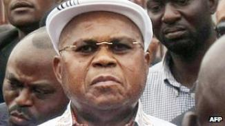 <!--:es-->Congolese candidate Tshisekedi declares himself president …In interview, presidential candidate Tshisekedi says majority of Congolese have turned against President Kabila; so from today on, he is the president of Congo<!--:-->