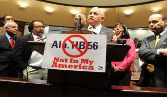 <!--:es-->Revisan impacto y estragos causados por la ley migratoria HB56 de Alabama …Reiteran que la polémica ley HB56 desató una seria crisis humanitaria y de confianza<!--:-->