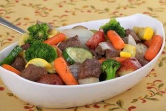 <!--:es-->¡Todo en un plato! Estofados a todo dar: Estofado de pollo estilo coq au vin<!--:-->