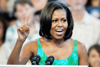<!--:es-->Ni Obama, ni Romney, el arma secreta de la campaña la tiene Michelle Obama …El índice de popularidad de la Primera Dama supera con creces a los candidatos a la presidencia de EEUU<!--:-->