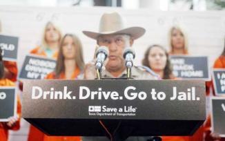 """<!--:es-->Drink. Drive. Go to Jail …""""Tome. Maneje. Cárcel.""""  La Aplicación de la Ley de Texas Trabajando Sobre Tiempo Durante la Campaña Anual de Conduciendo Bajo la Influencia<!--:-->"""