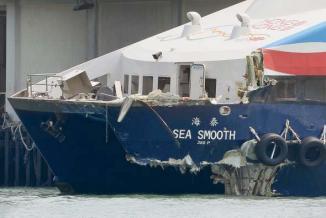 <!--:es-->Hundimiento del ferry en Hong Kong similar a la tragedia del Titanic …Al menos 38 personas murieron y cerca de un centenar resultaron heridas en el choque entre dos barcos de pasajeros en Hong Kong -uno de los puertos más transitados del mundo-, en la peor tragedia marítima ocurrida en la excolonia británica en los últimos 40 años.<!--:-->