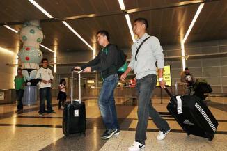 <!--:es-->Aterriza Tricolor en Houston …Javier Hernández y Andrés Guardado llegarán al atardecer para completar la plantilla que encarará a Guyana<!--:-->