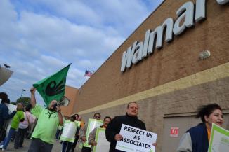 <!--:es-->Trabajadores de Walmart se van a la Huelga! …Walmart Workers in at least Six Cities Walk Off Job<!--:-->