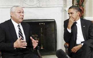 <!--:es-->Former Secretary of State Colin Powell Endorses President Obama …El exsecretario de Estado Colin Powell respalda al presidente Obama<!--:-->
