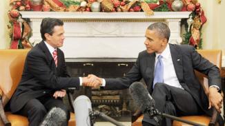 <!--:es-->Mexico's president-elect focuses on economy during U.S. visit …Obama y Peña Nieto en su primera reunión hablaron sobre seguridad y migración<!--:-->