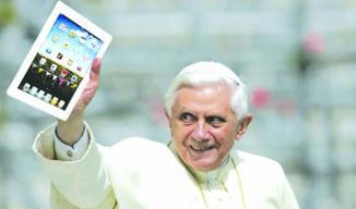 <!--:es-->Incluso el Papa tiene una cuenta de Twitter<!--:-->