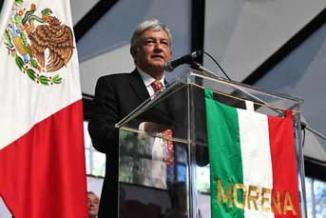 <!--:es-->Pacto es para borrar oposición.- AMLO …El Pacto por México propuesto por Enrique Peña Nieto es un plato de mentiras, acusó Andrés Manuel López Obrador<!--:-->