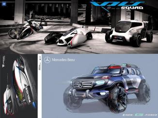 """<!--:es-->LA Design Challenge busca a la """"patrulla del futuro"""" …El departamento de diseño de cinco fabricantes automotrices pretende ganar este desafío<!--:-->"""