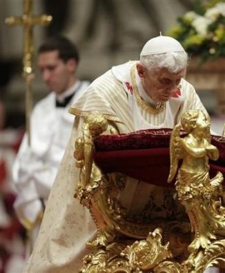 <!--:es-->Papa pide a cristianos hallar espacio para Dios en un mundo acelerado<!--:-->