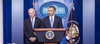 <!--:es-->Obama celebra plan que sacó al país del abismo  &#8230;El presidente de EEUU agradeció al vicepresidente Biden y a los líderes del Congreso por el esfuerzo bipartidista que permitió aprobar plan fiscal.<!--:-->
