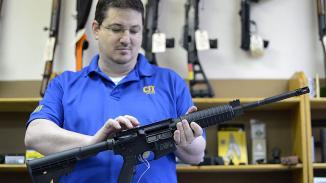 <!--:es-->Presionan en EU por control de armas …El vicepresidente Joe Biden se reúne esta semana con grupos de víctimas de tiroteos y con la Asociación Nacional del Rifle<!--:-->