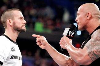 <!--:es-->Manda La Roca al fondo del abismo a Punk …La Roca buscará el título de la WWE en el Royal Rumble<!--:-->