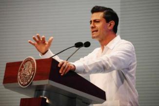 <!--:es-->Peña Nieto puso en marcha plan nacional para combatir la delincuencia …»Lograr la paz» que merece la sociedad mexicana<!--:-->