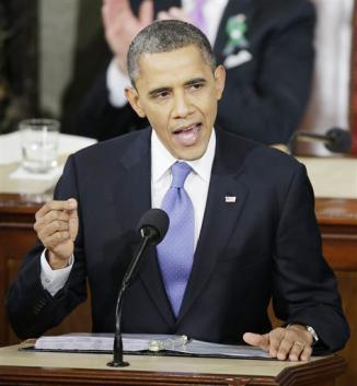 <!--:es-->'Envíenme la reforma migratoria', dijo Obama El presidente centró discurso en la economía, anunció retiro de tropas de Afganistán y reiteró apoyo a la reforma migratoria<!--:-->