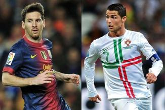 <!--:es-->Son Messi y Cristiano 'sobrenaturales'<!--:-->