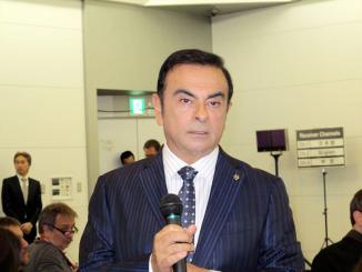 <!--:es-->Carlos Ghosn se muestra escéptico sobre los autos de hidrógeno  …El ejecutivo «rockstar» que encabeza la alianza Renault–Nissan confirma que seguirá apostando por los eléctricos<!--:-->