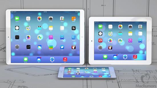 <!--:es-->Apple acelerará el desarrollo del iPad de 12,9 pulgadas<!--:-->