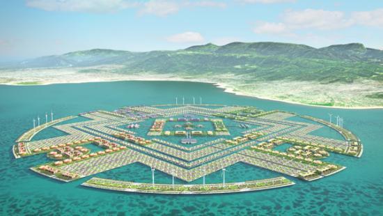 <!--:es-->Harvest City, la esperanza flotante para Haití<!--:-->