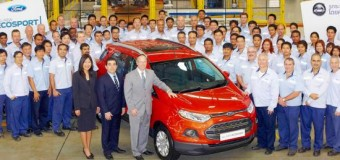 <!--:es-->Ford Celebrates Official Start of Production for all-new EcoSport Urban SUV at Thailand Facility<!--:-->