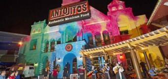 <!--:es-->ANTOJITOS AUTHENTIC MEXICAN FOOD SE INAUGURA OFICIALMENTE ESTA NOCHE EN UNIVERSAL CITYWALK &#8230;Antojitos es el Próximo Establecimiento que se Estrena Como Parte de la Histórica Expansión del Complejo de Entretenimiento de Universal Orlando, CityWalk<!--:-->