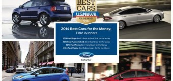 <!--:es-->Ford most-awarded brand in U.S. News &amp; World Report Best Cars for the Money<!--:-->