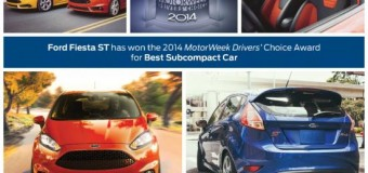 <!--:es-->MotorWeek names Fiesta ST Best Subcompact Car<!--:-->