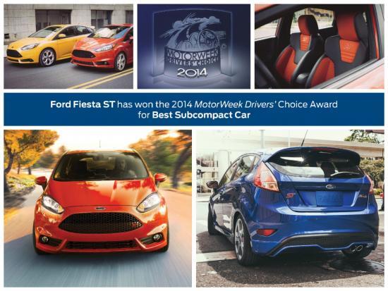 <!--:es-->MotorWeek names Fiesta ST Best Subcompact Car<!--:-->