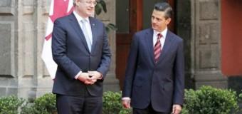<!--:es-->Firman México y Canadá cuatro acuerdos de cooperación<!--:-->