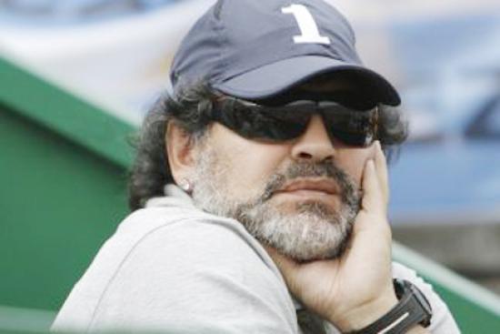 <!--:es-->Maradona comentará el Mundial Brasil 2014 para cadena de televisión<!--:-->