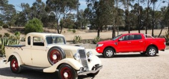 <!--:es-->Ford celebrates Aussie ute's 80th anniversary as the pioneer of the company's global truck leadership<!--:-->